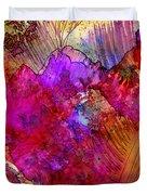 Pink Petals II Duvet Cover