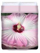 Pink Platter Duvet Cover