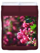 Pink Profusion 3 Duvet Cover