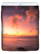 Pink Reflections Duvet Cover