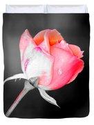 The October Rose    Duvet Cover