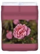 Pink Rose Instagram Duvet Cover