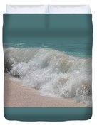 Pink Sand Beaches Duvet Cover