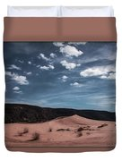 Pink Sand Dunes Np Duvet Cover
