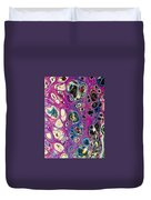 Pink Show Duvet Cover