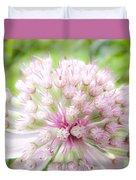 Pink Summer Duvet Cover