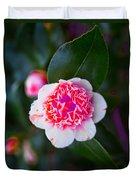 Pink Tenderness Duvet Cover