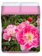 Pink Tulip, Keukenhof Duvet Cover