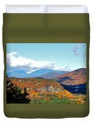 Pinkham Notch Duvet Cover
