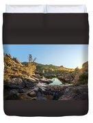 Pinnacles National Park Duvet Cover