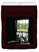 Pioneer Window Duvet Cover