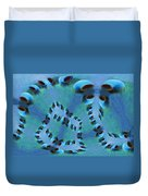 Pipe Dream Duvet Cover