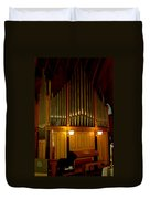 Pipe Organ Duvet Cover
