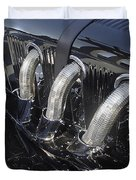 Pipes Of Glory Duvet Cover