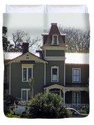 Pippi Longstocking House Duvet Cover