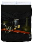 Pirates And Their Vices Duvet Cover