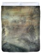 Pirates Cove Duvet Cover