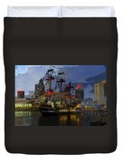Pirates Plunder Duvet Cover