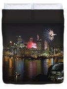 Pittsburgh 3 Duvet Cover