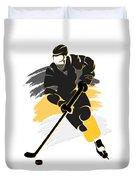 Pittsburgh Penguins Player Shirt Duvet Cover
