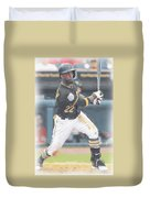 Pittsburgh Pirates Andrew Mccutchen 3 Duvet Cover