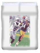 Pittsburgh Steelers Antonio Brown 1 Duvet Cover