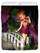 Pixie Debutante Duvet Cover
