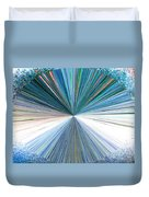 Pizzazz 22 Duvet Cover