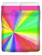 Pizzazz 24 Duvet Cover