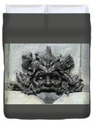 Place D'armes Sculpture 7 Duvet Cover