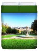 Place De Vosges, Paris Duvet Cover