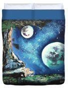 Place For Dreaming Duvet Cover