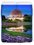 Planetario Duvet Cover