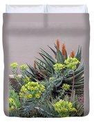 Plant Life Duvet Cover