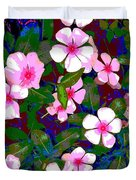 Plant Power 1 Duvet Cover by Eikoni Images