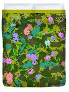 Plant Power 2 Duvet Cover by Eikoni Images