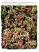 Plant Power 4 Duvet Cover by Eikoni Images