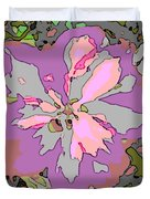 Plant Power 6 Duvet Cover by Eikoni Images