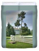 Plantation Home Duvet Cover
