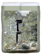 Plantation View Duvet Cover