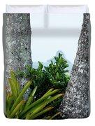 Plantside The Island Duvet Cover