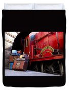 Platform Nine And Three Quarters Duvet Cover