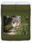 Play House / Planting Fields Duvet Cover