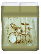 Play It Forward Duvet Cover