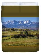 Pleasant Valley Duvet Cover
