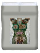 Please Abide With Me Duvet Cover