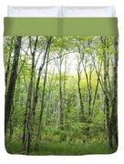 Pleasure Of Pathless Woods - Nat Duvet Cover