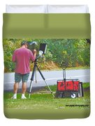 Plein Air L'automne Duvet Cover