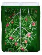 Plentiful Pine Duvet Cover
