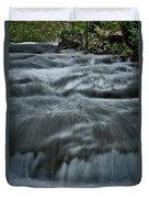 Plitvice Cascades #2 Duvet Cover